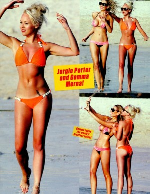 photos Jorgie Porter