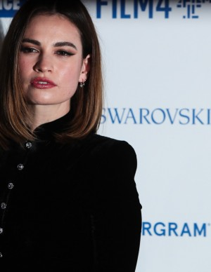photos Lily James